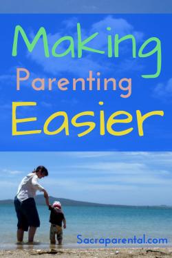 Some great ideas to make life easier as a parent | Sacraparental.com