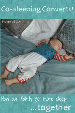 Co-sleeping Converts