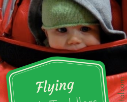 tips for flying with toddlers, Christian parenting, feminist parenting