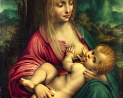 Breastfeeding as a sacred experience | Sacraparental.com