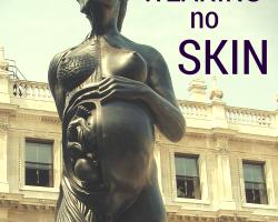 What is postnatal / postpartum depression like? For me, it's like wearing no skin.   Sacraparental.com
