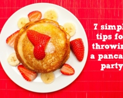 tips for throwing a pancake party, what to do on Shrove Tuesday, why have pancakes on Shrove Tuesday, how to meet your neighbours, kids and Lent