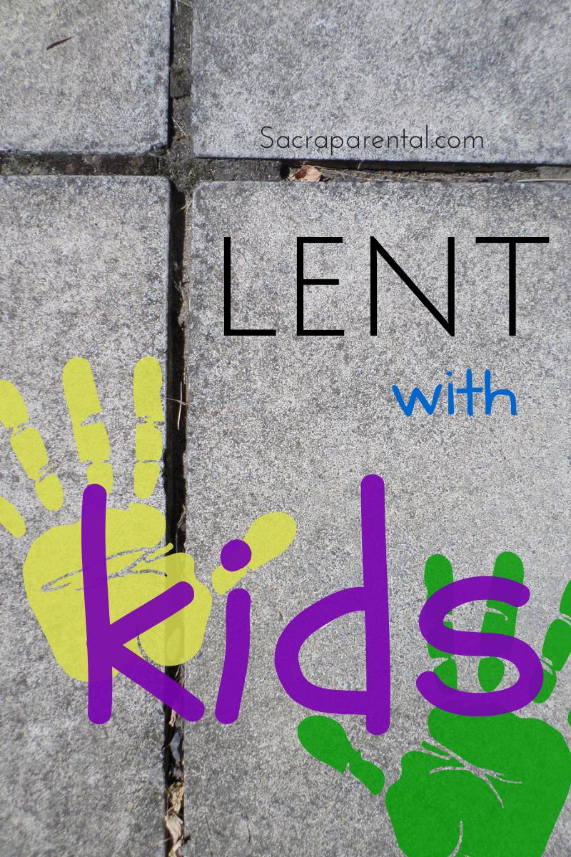 Image result for lent kids