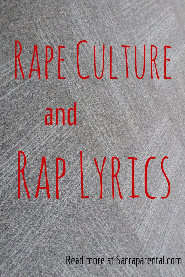 rape culture and rap lyrics, Odd Future rape lyrics, feminist parenting, Christian parenting