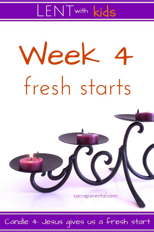 Lent with Kids Week 4 | Sacraparental, family spirituality, Lent 4, Christian parenting blogs, New Zealand parenting blogs