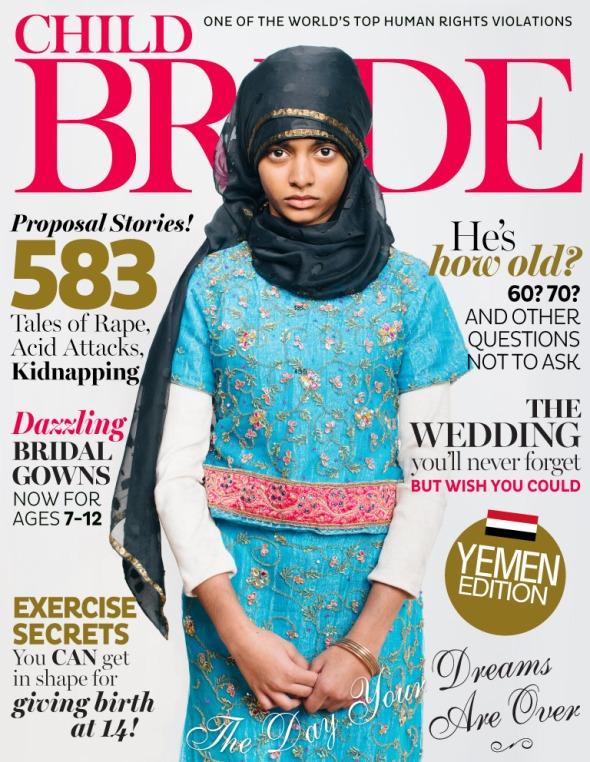child marriage, international women's day, girls in yemen