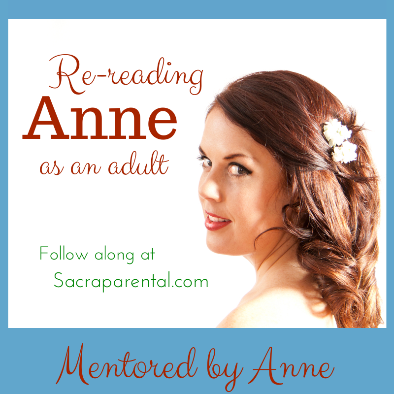Mentored by Anne: Re-reading Anne of Green Gables | Sacraparental.com | Anna Leese photographed by James Aitken