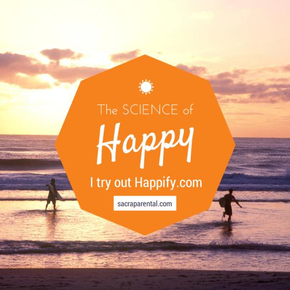 I try out Happify | Sacraparental.com