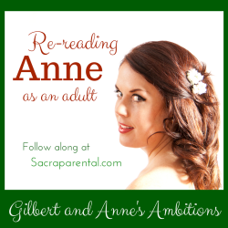 Re-reading Anne of Green Gables: Gilbert and Anne's Ambitions | Sacraparental.com | Anna Leese photographed by James Aitken
