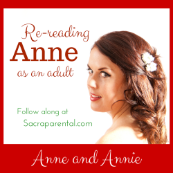Annie and Anne of Green Gables | Sacraparental.com
