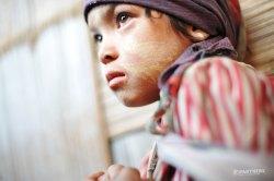 karen-idp-camp-child