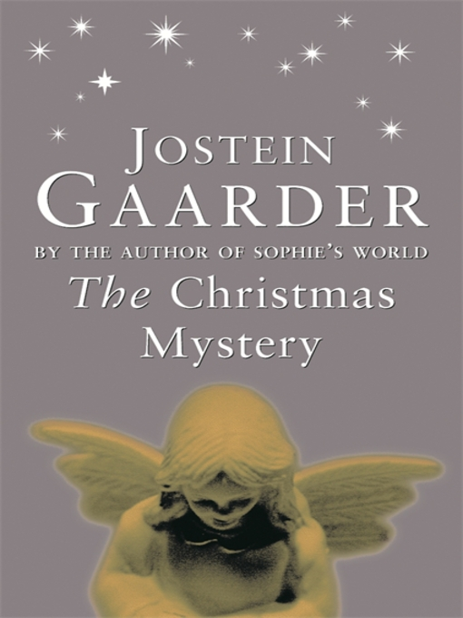 Great book to read aloud through Advent: Jostein Gaarder, The Christmas Mystery | Sacraparental.com