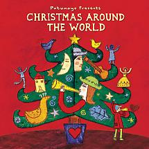 Great music for Advent and Christmas! Putumayo, Christmas Around the World | Sacraparental.com