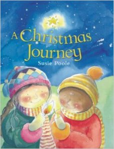 An excellent Christmas picture book that weaves together all of the Christmas bible stories. Great for older kids | Sacraparental.com