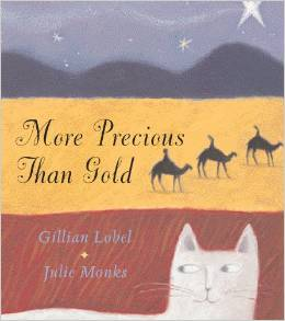 An imagining of the wise men's journey, and a story of kindness. Great Christmas picture book! | Sacraparental.com